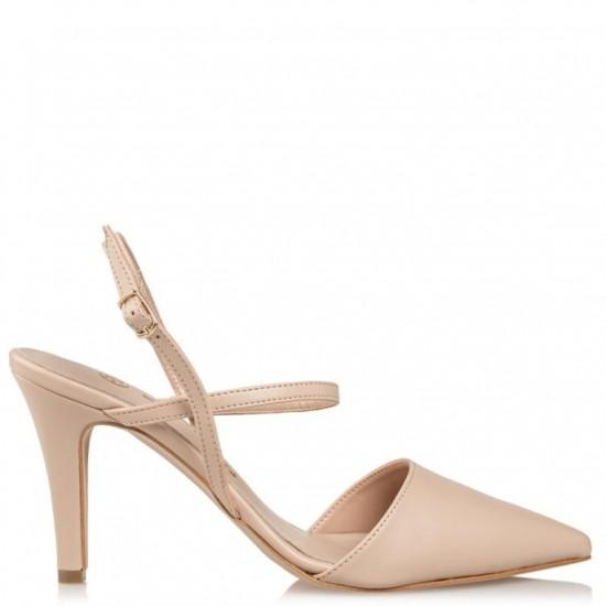 Envie Shoes Γυναικείες Γόβες E02-11152-36 Μπέζ