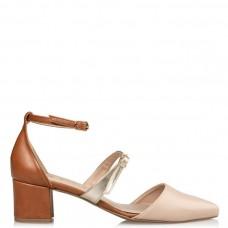 Envie Shoes Γυναικείες Γόβες E02-11074-36 Μπέζ