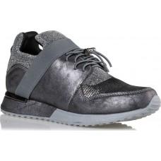 Miss NV Γυναικεία Sneakers V42-08471-21 Ασημί