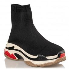 Miss NV Γυναικεία Μποτάκια Sneakers V49-14350-34 Μαύρο