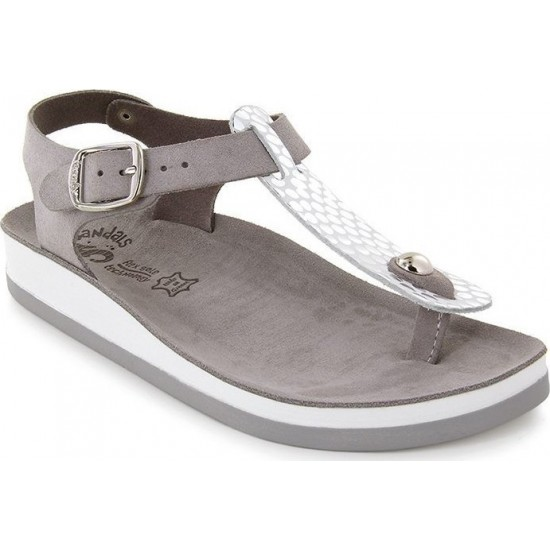 FANTASY SANDALS S3001 GREY POLCA