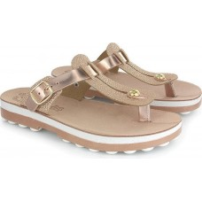 FANTASY SANDALS S9004 ROSEGOLD ROCK