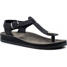 FANTASY SANDALS S3001 BLACK BRUSH