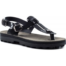 FANTASY SANDALS S9005 BLACK ILLUSION