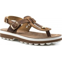FANTASY SANDALS S9005 TAUPE BRUSH