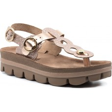 FANTASY SANDALS S205 ROSEGOLD ROCK