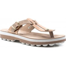 FANTASY SANDALS S9004 ROSEGOLD ILLUSION