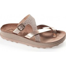 FANTASY SANDALS S307 ROSEGOLD ROCK