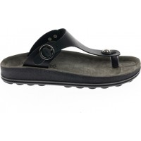 FANTASY SANDALS S300 BLACK BRUSH