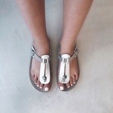FANTASY SANDALS S9005 GREY DOLARO