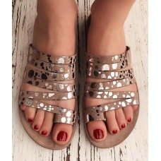 FANTASY SANDALS S400 MOKA SPLASH