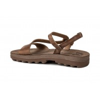 FANTASY SANDALS S9031 TAUPE BRUSH