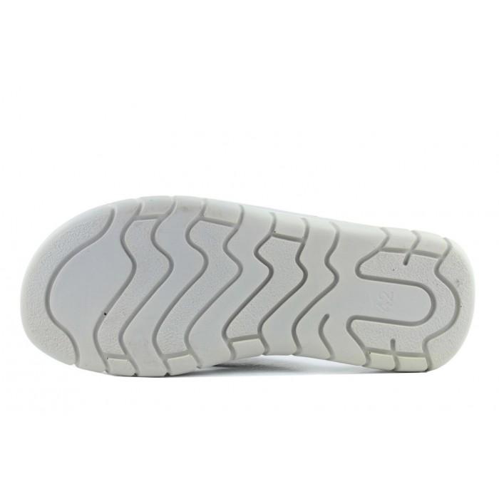 b3f5ccf9b3a Inblu Anatomico Ανδρικά πέδιλα A-FO03 Ανθρακί | Milanos Shoes