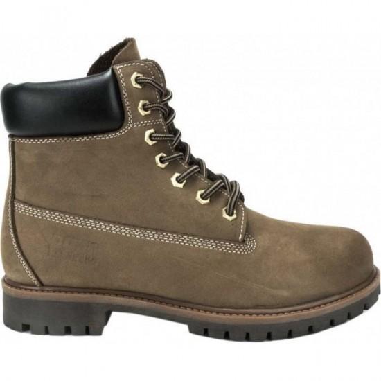 Road Shoes Μποτάκια Δέρμα 0565 Αμμος Σαμουά