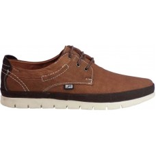 Road Shoes Ανδρικά Casual Δέρμα 17120 Ταμπά Suede