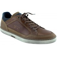 Road Shoes Ανδρικά Sneakers Δέρμα 17223 Ταμπά