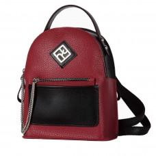 Pierro accessories Σακίδιο πλάτης 90651DL08 Κόκκινο