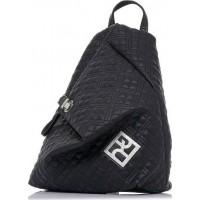 Pierro accessories Σακίδιο πλάτης 09517KPT01 Μαύρο Καπιτονέ