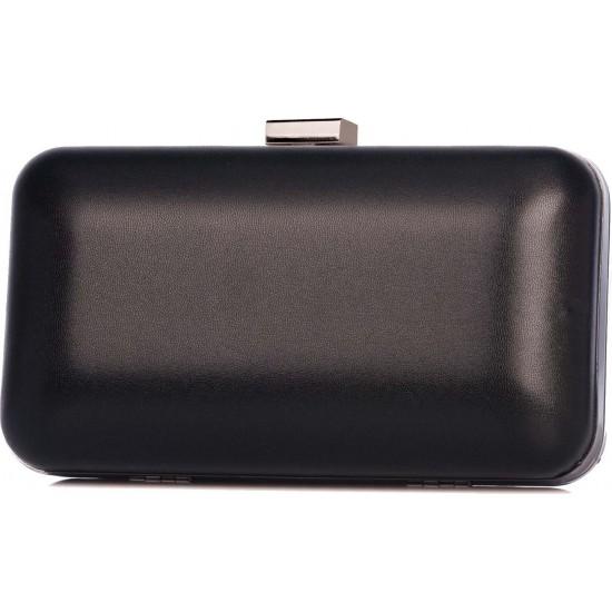 Pierro accessories Τσαντάκι Clutch 90449SY01 Μαύρο