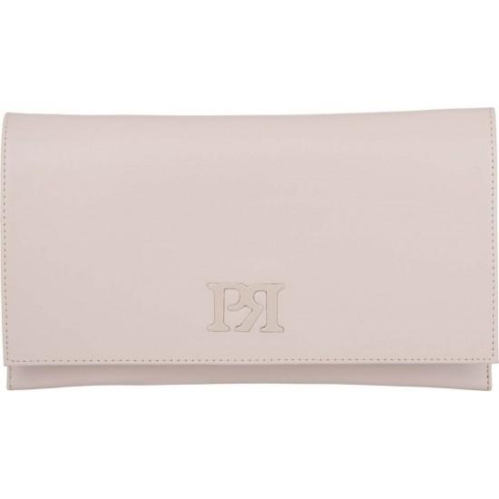 Pierro accessories Φάκελος Χειρός 90537KS50 Nude Suede