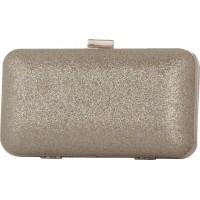 Pierro accessories Τσαντάκι Clutch 90449SUG30 Αμμος