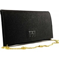 Pierro accessories Φάκελος Χειρός 90537SUG01 Μαύρο