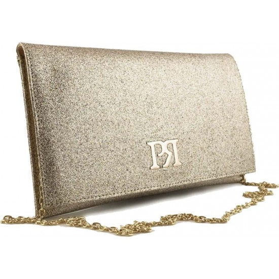 Pierro accessories Φάκελος Χειρός 90537SUG30 Αμμος