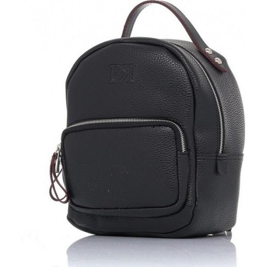 Pierro accessories Σακίδιο πλάτης 90618DL01 Μαύρο