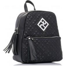 Pierro accessories Σακίδιο πλάτης 90569KPT01 Μαύρο Καπιτονέ