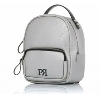 Pierro accessories Σακίδιο πλάτης 90618DL22 Ασημί