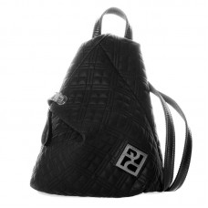 Pierro accessories Σακίδιο πλάτης 09527KPT01 Μαύρο Καπιτονέ