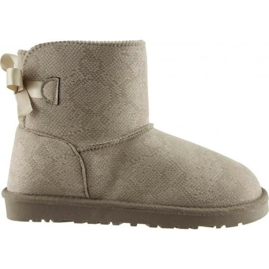 Remake Footwear Γυναικεία Μποτάκια 20702244 Πούρο