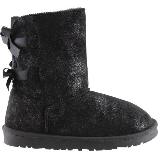 Remake Footwear Γυναικεία Μποτάκια 20702242 Μαύρο