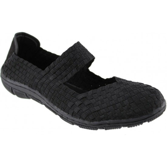 ROCK SPRING Γυναικεία Sneakers 906-20002 Μαύρο