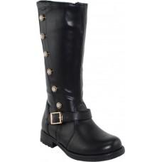 Scarpy Παιδικές Μπότες 53 Μαύρο