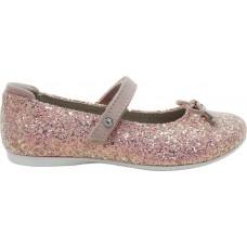 Scarpy Παιδικές Μπαλαρίνες 5 Ρόζ Glitter