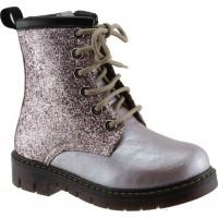 Scarpy Παιδικά Μποτάκια 547-Χ21 Ρόζ Glitter