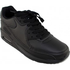 Zak Shoes Unisex Sneakers BL5747 Μαύρο