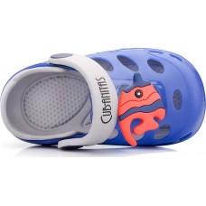 Zak Shoes Παιδικά Σαμπώ 09/039 Μπλέ
