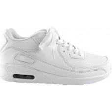 Zak Shoes Γυναικεία Sneakers BL5747 Λευκό