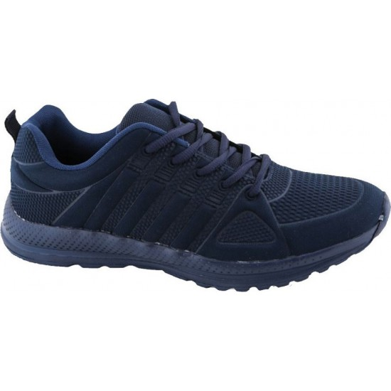 Zak Shoes Ανδρικά Sneakers BL91080  Μπλέ