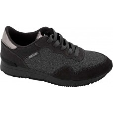 Zak Shoes Γυναικεία Sneakers SD27001 Μαύρο