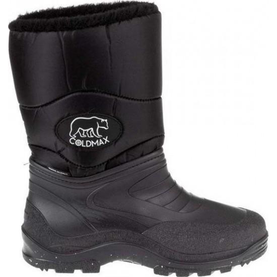 Zak shoes Apres Ski Γαλότσες SB-COLDMAX Μαύρο