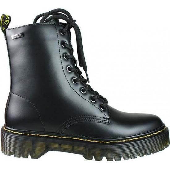 Zak Shoes Γυναικεία Μποτάκια 13/146 Μαύρο