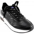 Zak Shoes Γυναικεία Sneakers TDQMS19-014 Μαύρο