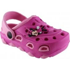 Zak Shoes Παιδικά Σαμπώ 08/090 Ρόζ