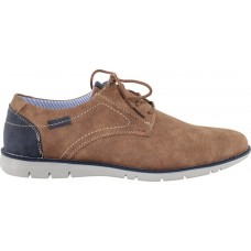 Zak Shoes Ανδρικά Casual SDTCLONT48-01 Ταμπά