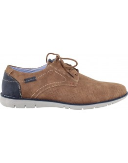 Zak Shoes Ανδρικά Casual SDTCLONT48-01 Ταμπά
