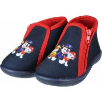 Zak Shoes Παιδικές Παντόφλες 42/081 Μπλέ