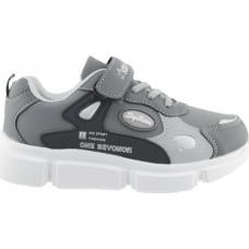 Zak Shoes Παιδικά Αθλητικά 19/062 Γκρί
